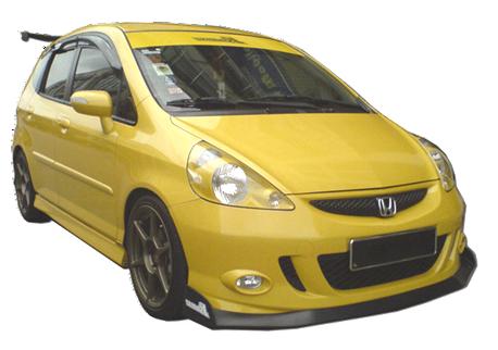 Honda Fitjazz